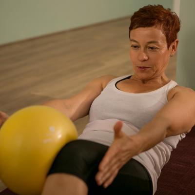 Exercice de Pilates